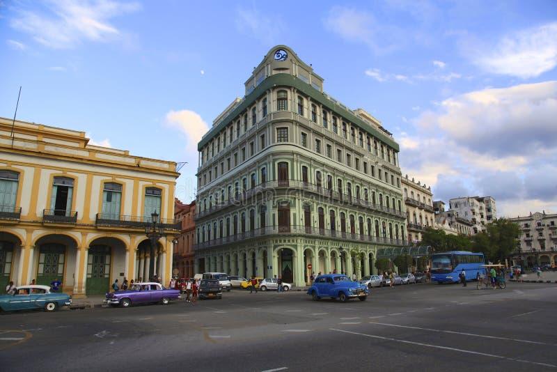 Σπίτια της Κούβας στοκ φωτογραφίες