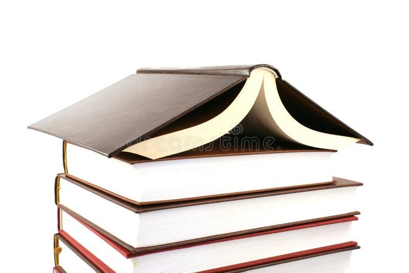 σπίτι βιβλίων στοκ εικόνες