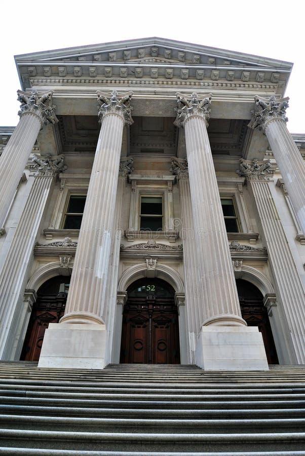 σπίτι δικαστηρίων στοκ εικόνα με δικαίωμα ελεύθερης χρήσης