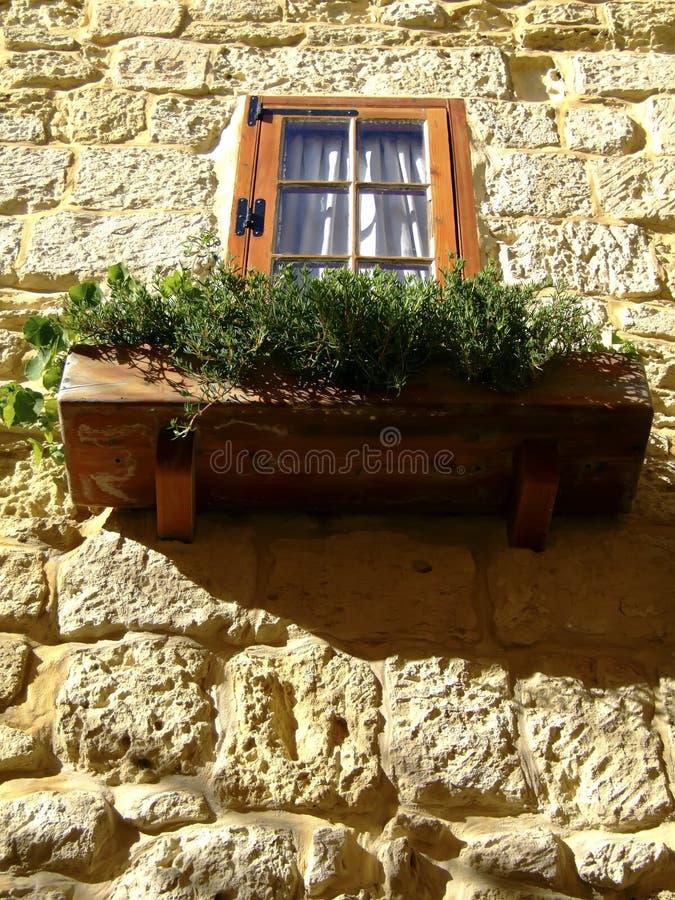 σπίτι λίγος μεσαιωνικός περίεργος στοκ εικόνα
