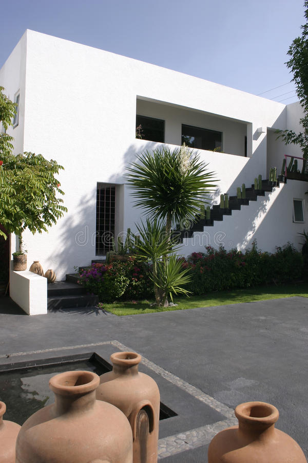 σπίτι μεξικανός στοκ εικόνες