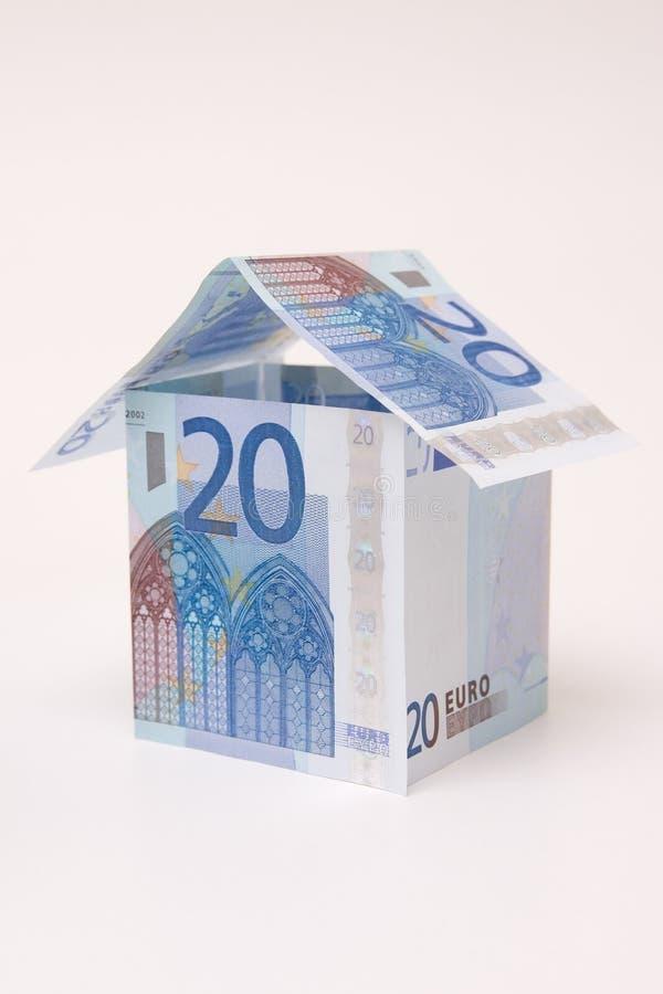 σπίτι μετρητών στοκ εικόνα