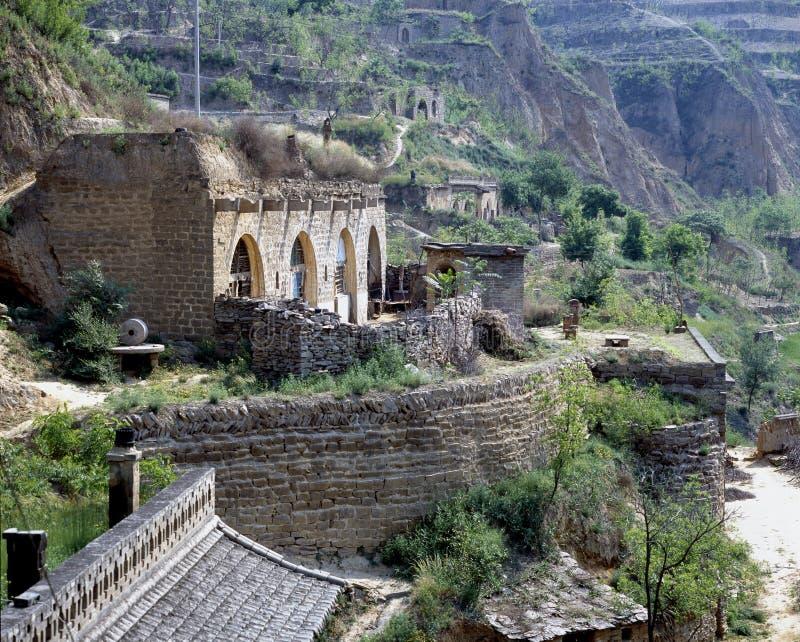 σπίτι ομάδας 3 αρχαίο ραχών σπηλιών στοκ εικόνες με δικαίωμα ελεύθερης χρήσης