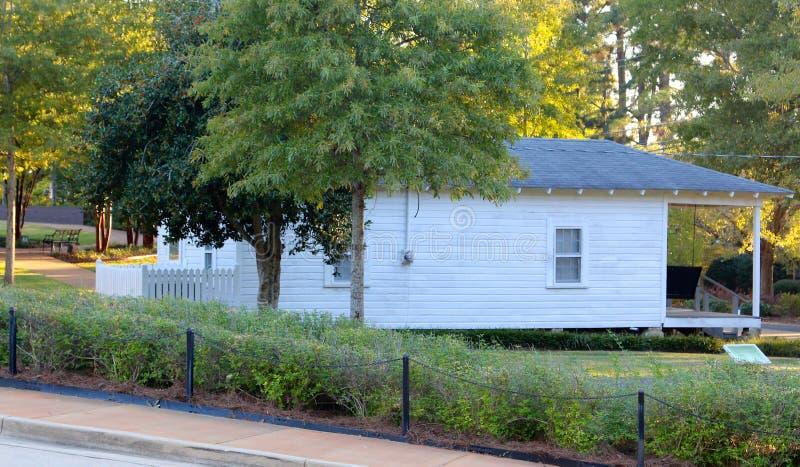 Σπίτι παιδικής ηλικίας του Elvis Presley στοκ εικόνα