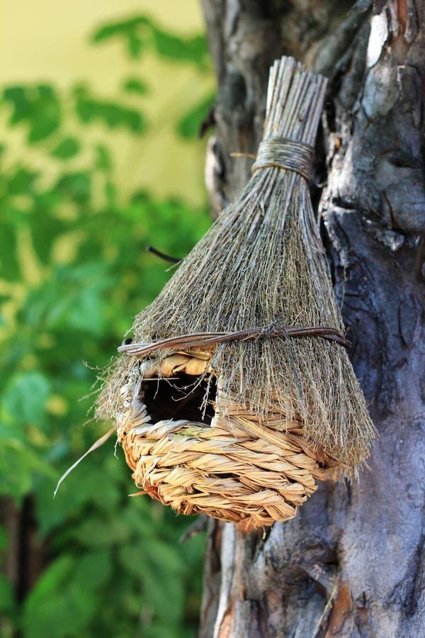 Σπίτι πουλιών στοκ εικόνα