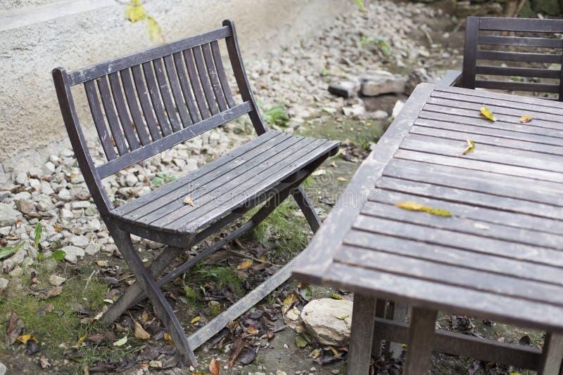 Σπίτι προαυλίων φθινοπώρου στοκ φωτογραφία με δικαίωμα ελεύθερης χρήσης