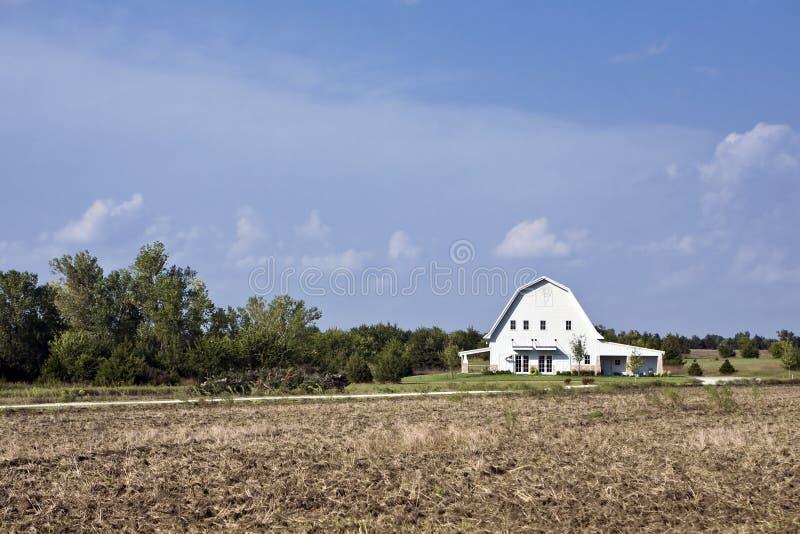σπίτι σιταποθηκών στοκ φωτογραφία