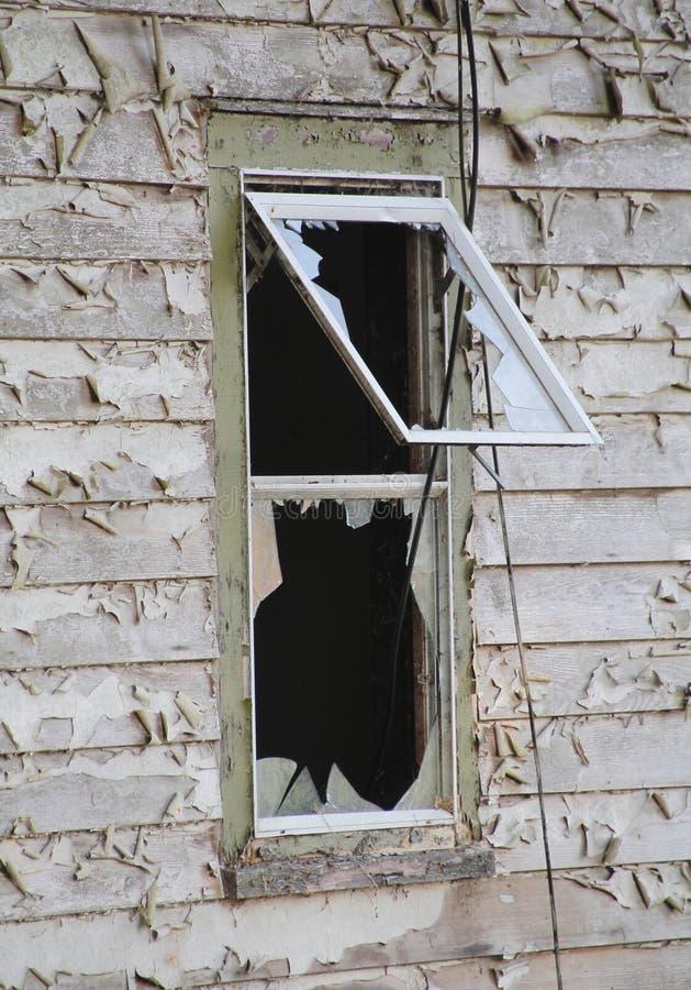 Σπίτι στην ερείπωση στοκ εικόνες