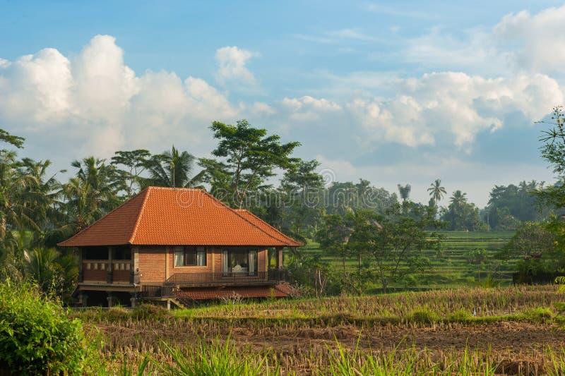 Σπίτι στο Μπαλί στοκ εικόνα με δικαίωμα ελεύθερης χρήσης