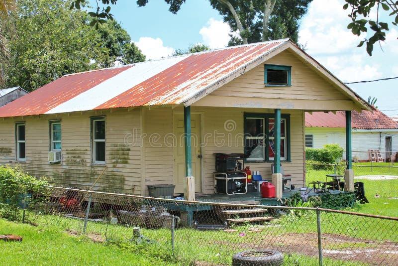 Σπίτι της Λουιζιάνας στοκ εικόνες
