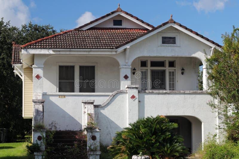 Σπίτι της Λουιζιάνας στοκ φωτογραφία με δικαίωμα ελεύθερης χρήσης