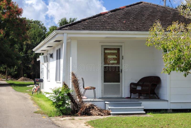Σπίτι της Λουιζιάνας στοκ εικόνα με δικαίωμα ελεύθερης χρήσης