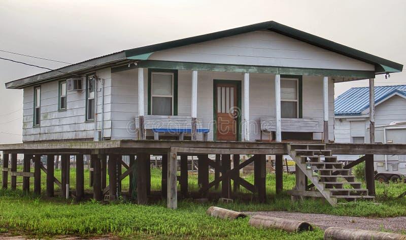 Σπίτι της Λουιζιάνας στοκ φωτογραφίες