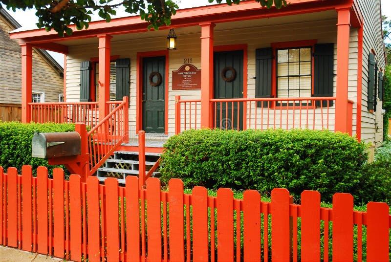 Σπίτι της Mary Turner στοκ φωτογραφία με δικαίωμα ελεύθερης χρήσης