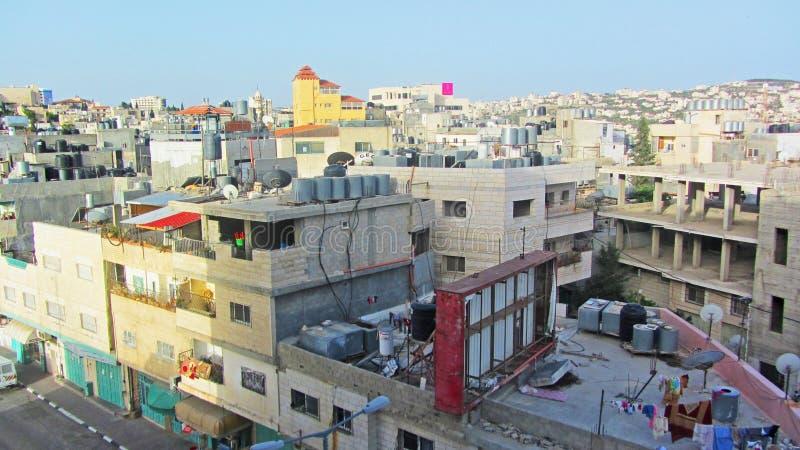Σπίτι του Ισραήλ στο λόφο στοκ εικόνα με δικαίωμα ελεύθερης χρήσης