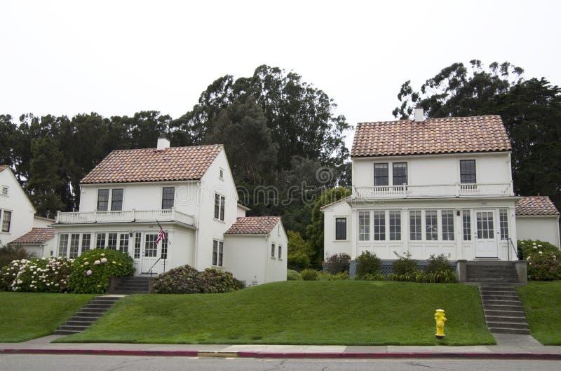 Σπίτι του Σαν Φρανσίσκο στοκ φωτογραφία με δικαίωμα ελεύθερης χρήσης