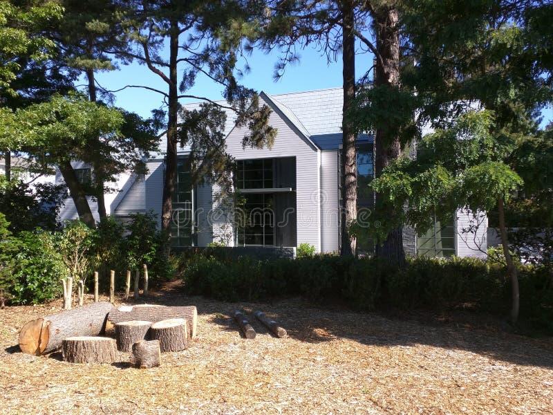 Σπίτι του Σιάτλ στοκ φωτογραφία με δικαίωμα ελεύθερης χρήσης