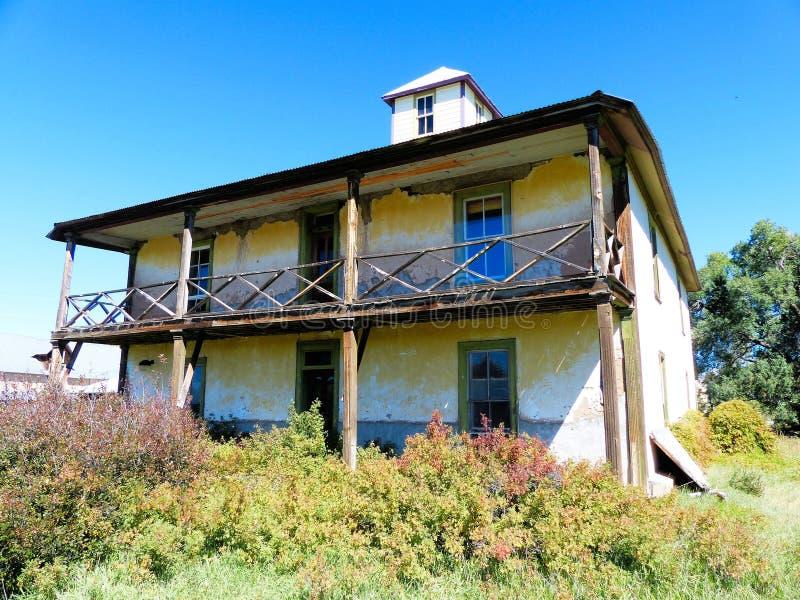 Σπίτι του Martinez Tierra Amarilla στοκ εικόνες με δικαίωμα ελεύθερης χρήσης