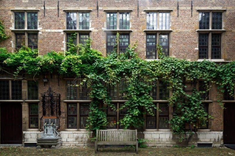 Σπίτι του Peter Rubens στην Αμβέρσα στοκ φωτογραφία με δικαίωμα ελεύθερης χρήσης