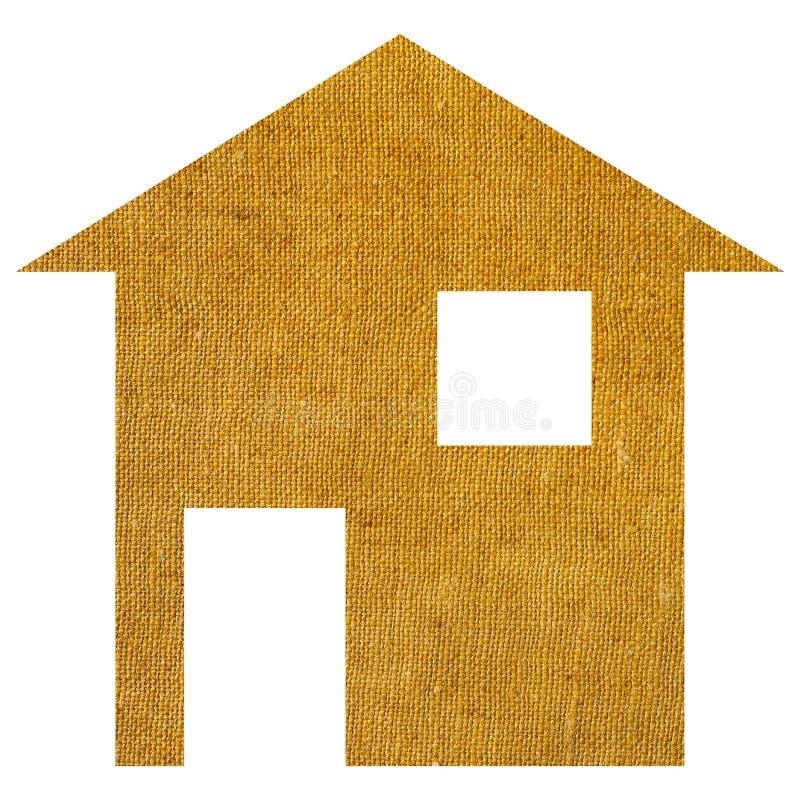 Σπίτι υφάσματος στοκ φωτογραφία με δικαίωμα ελεύθερης χρήσης