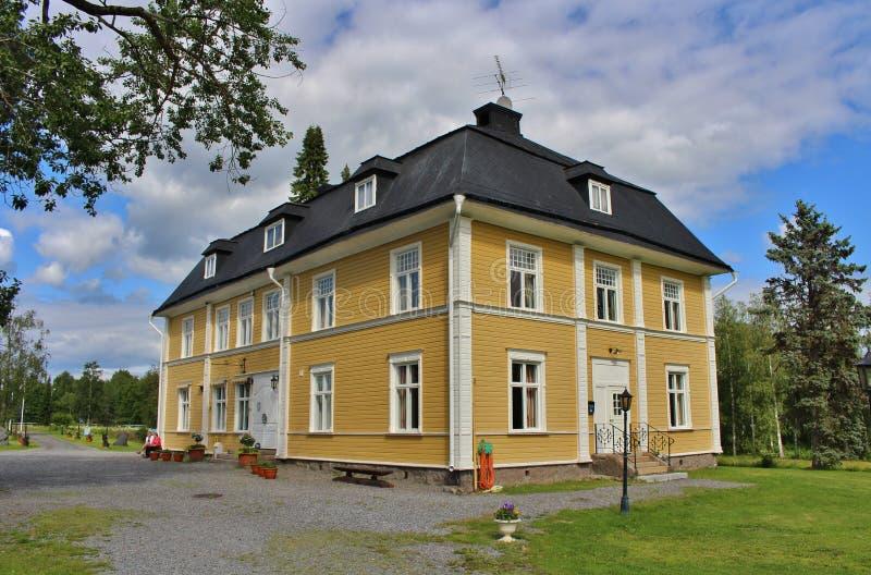 Σπίτι φέουδων Melderstein στοκ εικόνα με δικαίωμα ελεύθερης χρήσης