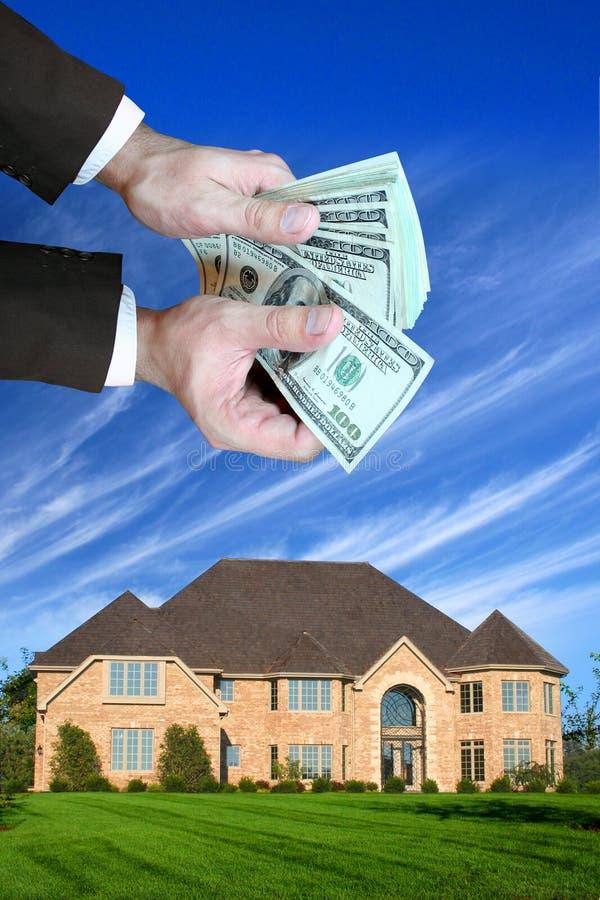 Download σπίτι στοκ εικόνα. εικόνα από χρήματα, διαβίωση, κλειστός - 2226993