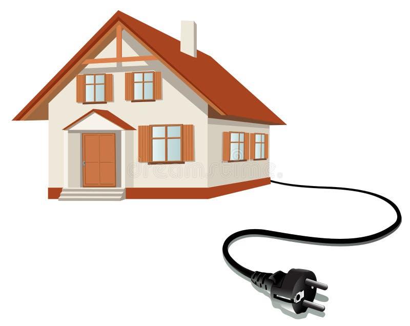 Download σπίτι διανυσματική απεικόνιση. εικονογραφία από αρχιτεκτονικής - 22782150