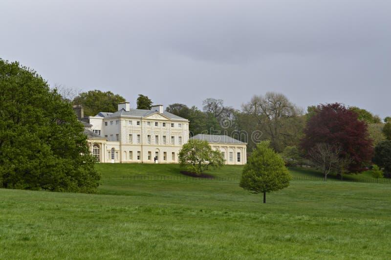 Σπίτι Kenwood στο ρείκι Λονδίνο UK Hampstead στοκ εικόνες
