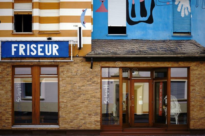 Σπίτι Koblenz Miro στοκ εικόνες