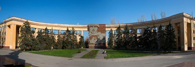 Σπίτι Pavlov στοκ φωτογραφίες με δικαίωμα ελεύθερης χρήσης