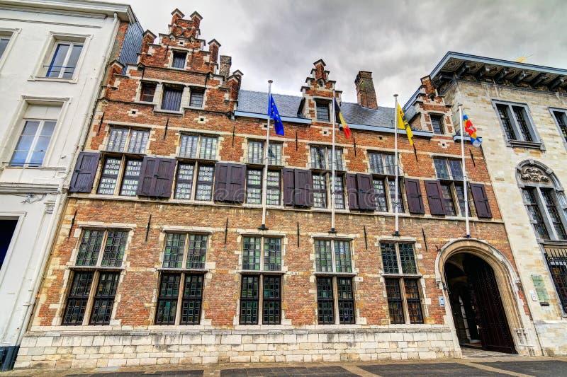Σπίτι Rubens στοκ εικόνες