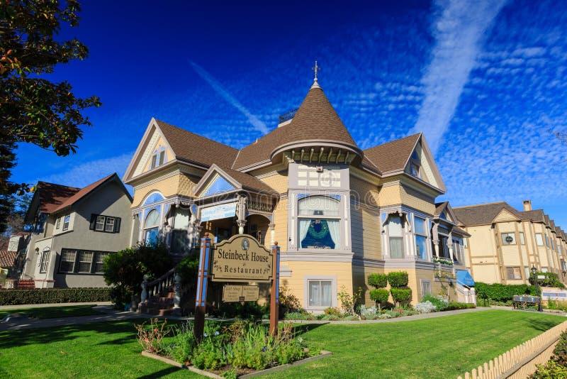 Σπίτι Steinbeck στοκ φωτογραφίες