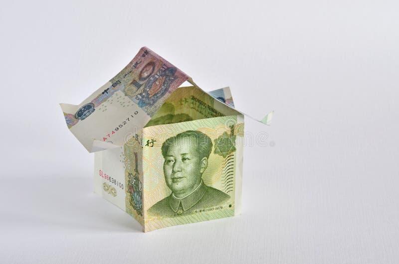 Σπίτι Yuan στοκ εικόνες με δικαίωμα ελεύθερης χρήσης
