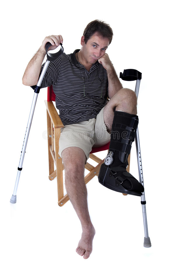 Σπασμένα πόδια στοκ φωτογραφίες με δικαίωμα ελεύθερης χρήσης