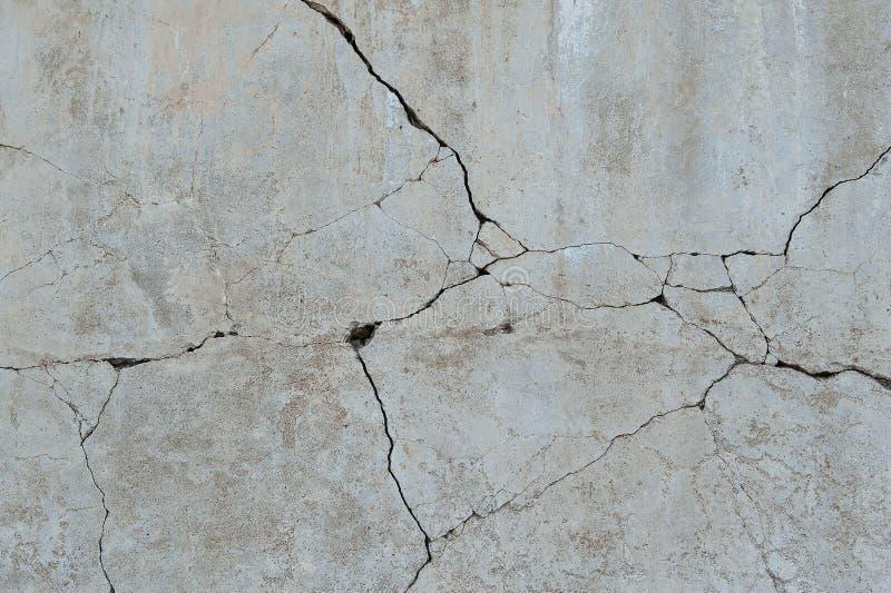 Σπασμένη σύσταση πατωμάτων τσιμέντου στοκ φωτογραφία με δικαίωμα ελεύθερης χρήσης