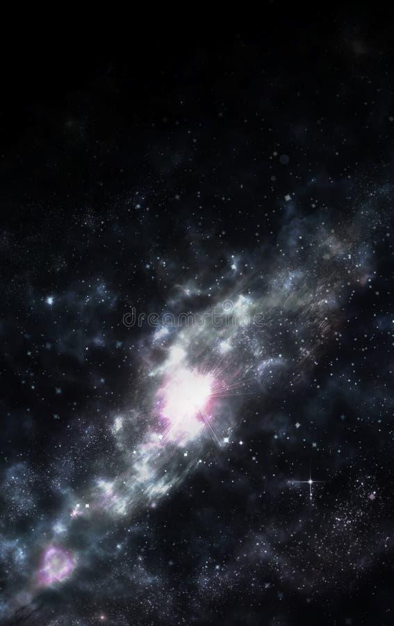 σπείρα γαλαξιών απεικόνιση αποθεμάτων