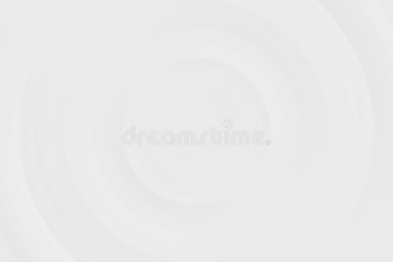 Σπείρα και στρόβιλος στο γκρίζο υπόβαθρο απεικόνιση αποθεμάτων