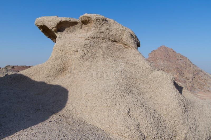 Σπηλιά του Ahmed πριγκήπων στην πόλη reweda στη Σαουδική Αραβία στοκ εικόνες
