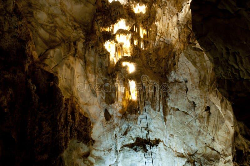 Σπηλιά του Lucas στοκ φωτογραφία
