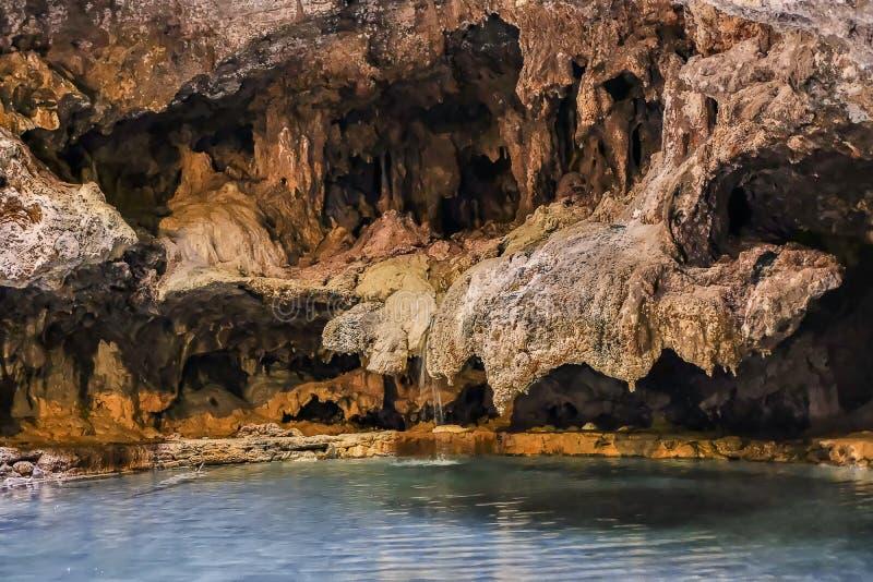 Σπηλιά Banff στοκ εικόνες