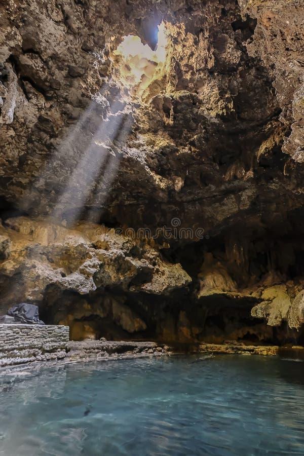 Σπηλιά Banff στοκ φωτογραφία με δικαίωμα ελεύθερης χρήσης