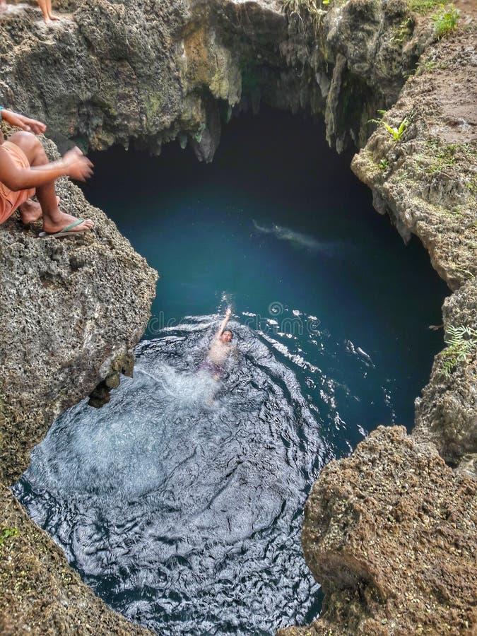 Σπηλιά Cabagnow στοκ εικόνες με δικαίωμα ελεύθερης χρήσης