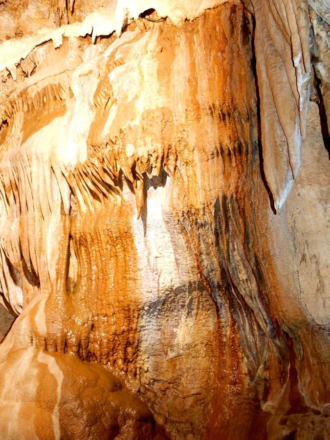 Σπηλιά των ανέμων στοκ εικόνα