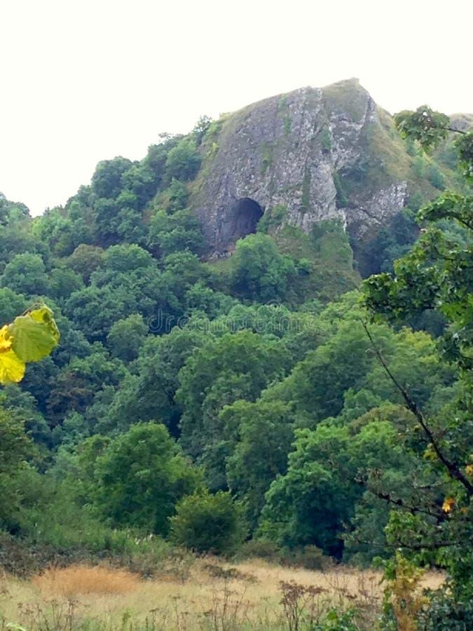 Σπηλιά Thor στοκ φωτογραφία με δικαίωμα ελεύθερης χρήσης