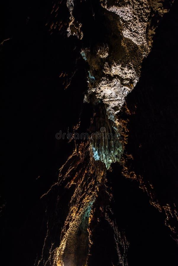 Σπηλιά Uhlovitsa στοκ εικόνες