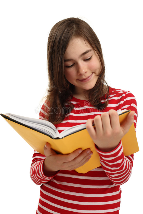 σπουδαστής εκμετάλλευσης βιβλίων στοκ εικόνες