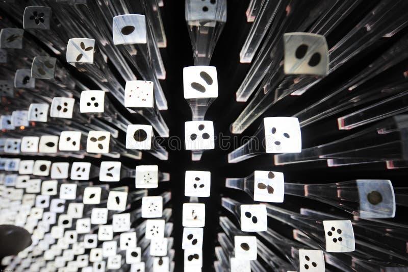 Σπόρος: Κινεζικό περίπτερο της Σαγκάη EXPO UK του 2010 στοκ φωτογραφίες