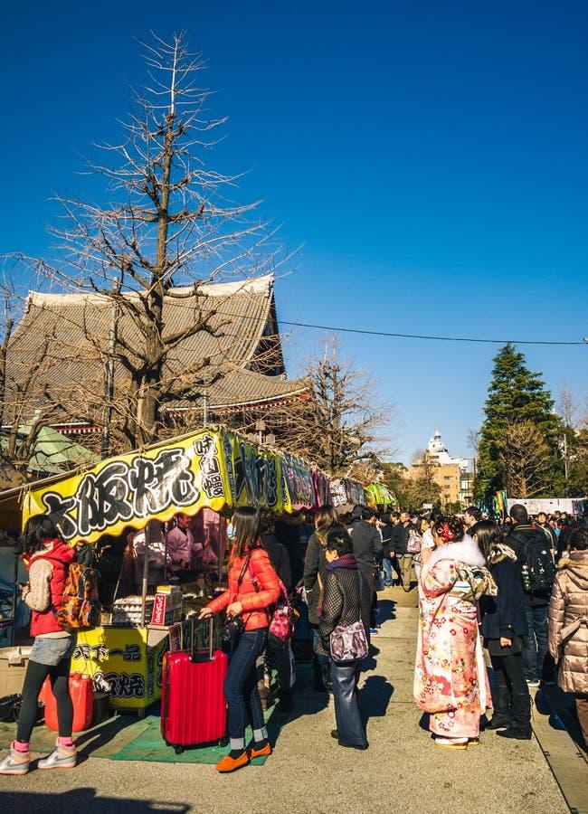 Στάβλος τροφίμων στο φεστιβάλ στοκ εικόνα με δικαίωμα ελεύθερης χρήσης
