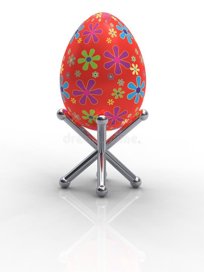 στάση αυγών Πάσχας ελεύθερη απεικόνιση δικαιώματος