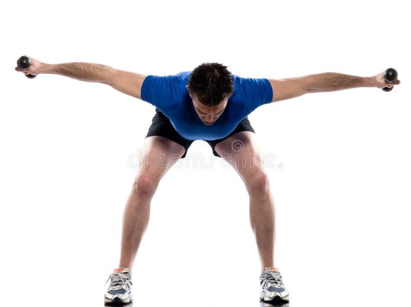 Στάση Workout στοκ εικόνα